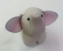 Elefante de Fondant