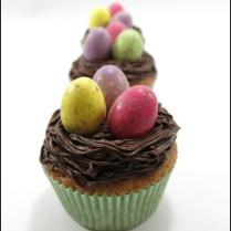 Nidos de Pascua (Café y Chocolate)
