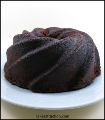 Bundt de Chocolate