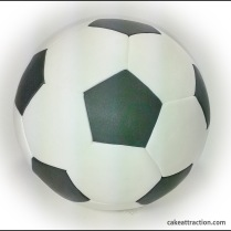 Cómo hacer una pelota de Fondant