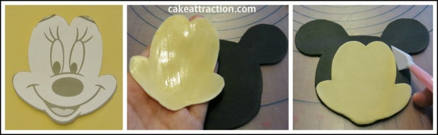 Tarta Minnie 10