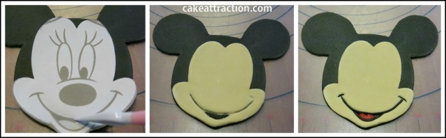 Tarta Minnie 11