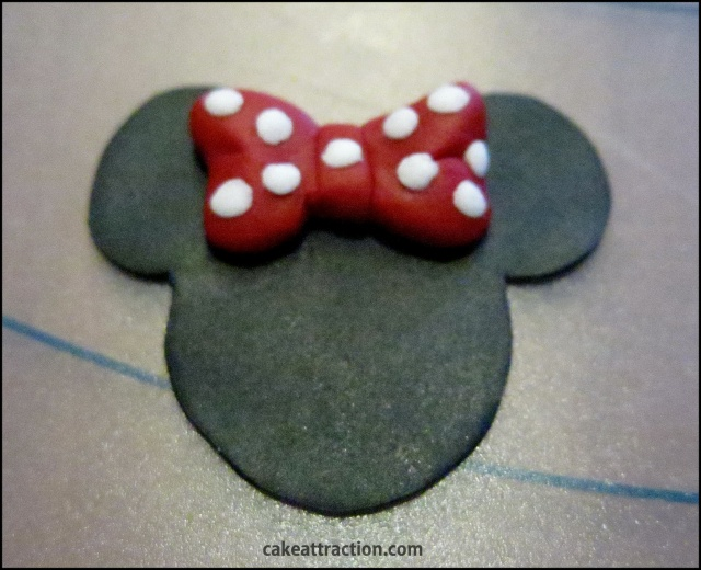 Tarta Minnie 20