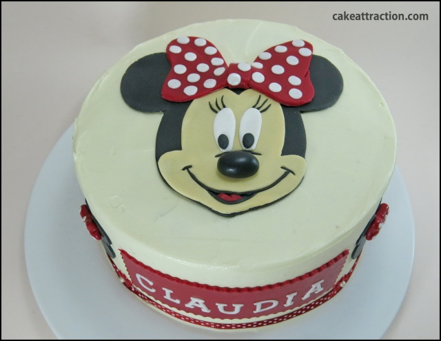 Tarta Minnie 24