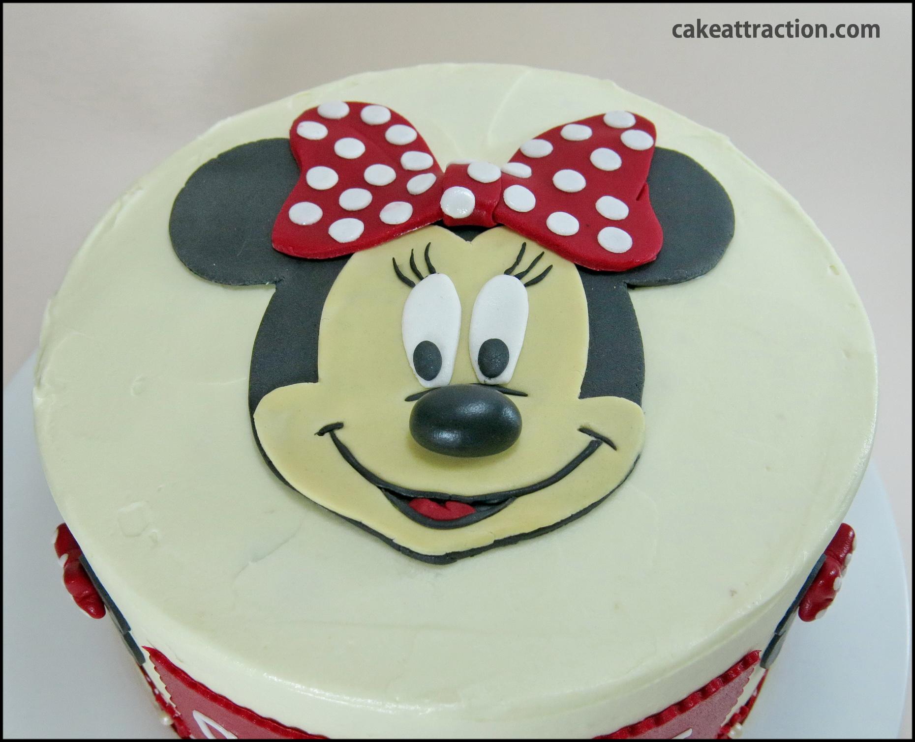 Como Hacer Cake Pops De Minnie Mouse