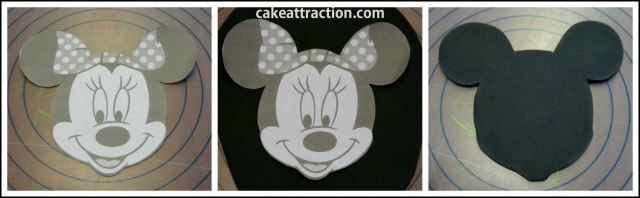 Tarta Minnie 9