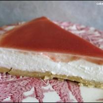 Tarta de Queso sin queso