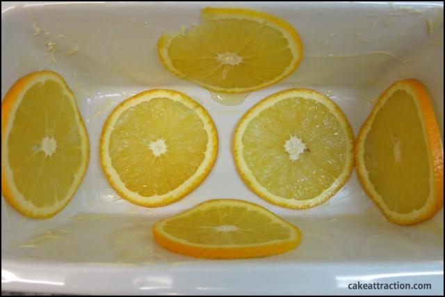Tarta Refrescante Naranja 1