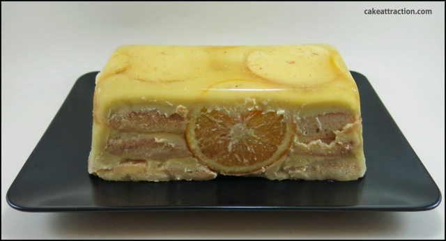 Tarta Refrescante Naranja 6