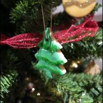 Galletas para el árbol de Navidad