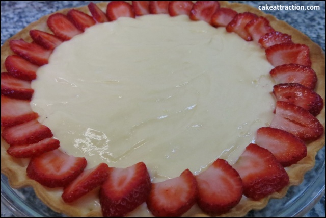 Tartaleta de Fruta y Crema 6