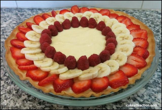 Tartaleta de Fruta y Crema 7
