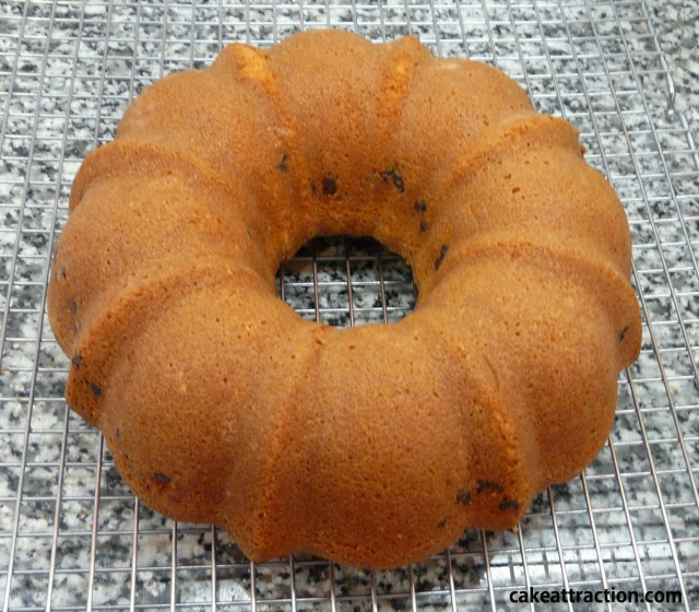 Bundt Vainilla y Chocolate 5