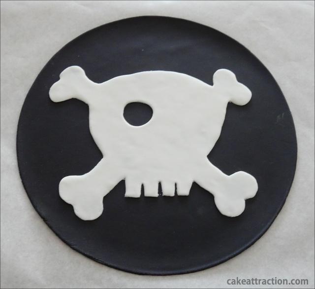 Tarta Piratas 7