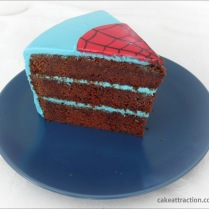 Tarta Spiderman 18