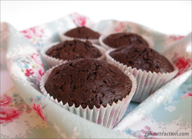 Magdalenas Chocolate 6
