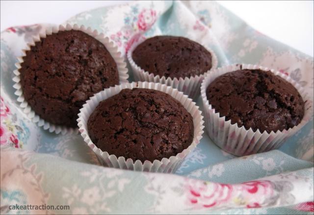 Magdalenas Chocolate 8