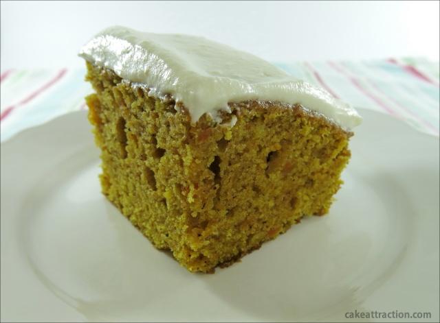 Tarta Calabaza y Queso 5