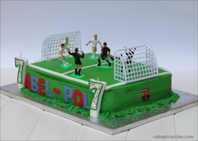 Tarta futbol 9