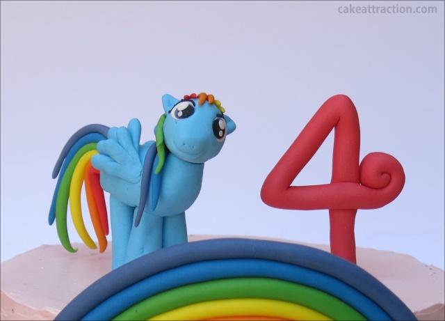 Tarta Pony 19