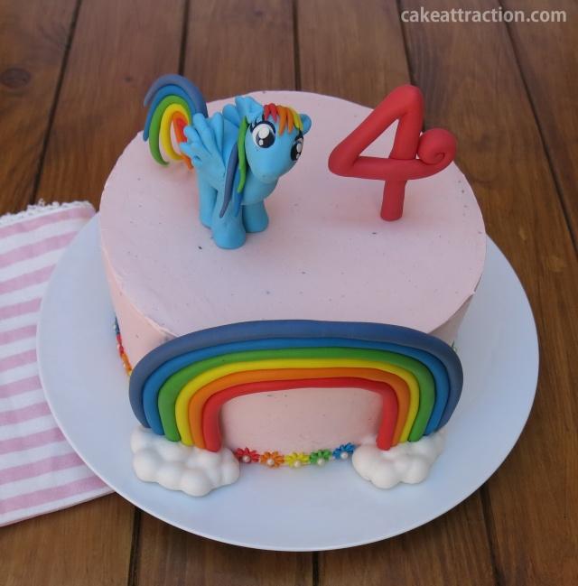 Tarta Pony 22
