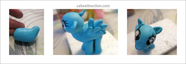 Tarta Pony 6
