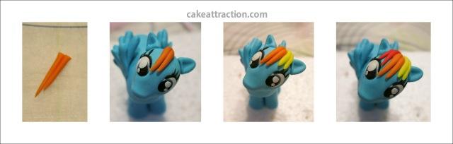 Tarta Pony 7