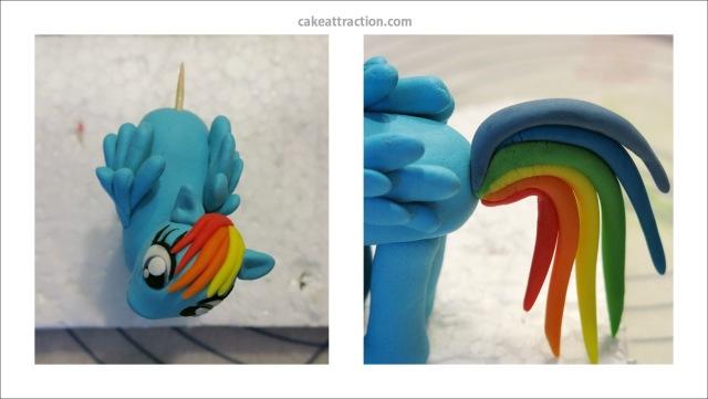 Tarta Pony 8